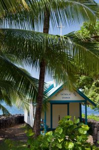 St. Peter's by the Sea in Kona.