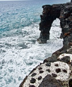 Holei Sea Arch picture.