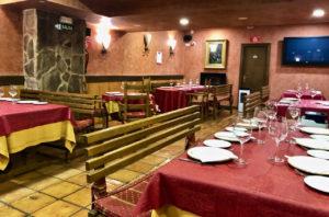 American Dinner Time in Spain