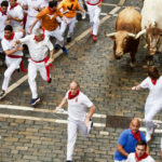 Bearing Down - Running of the Bulls