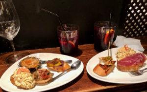 Pintxos Time at Gandaria's - San Sebastian