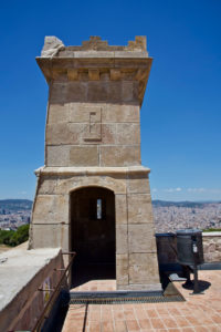 Guard House - Montjuic Castle