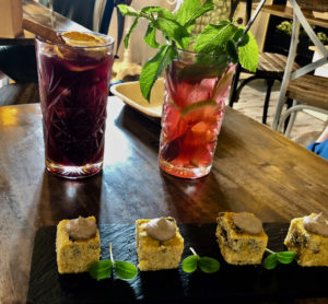 Sangria and Tapas - BarCeloneta Sangria Bar
