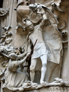 The Massacre of the Innocents - The Nativity Facade - Sagrada Familia