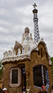 Whoville in ⁨Park Güell⁩ from Gaudi