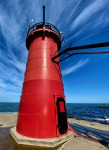 Picture of South Haven Lighthouse
